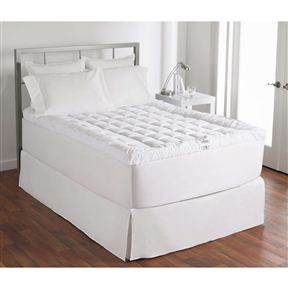 Queen size 400 Thread Count Cuddle Bed Mattress Topper