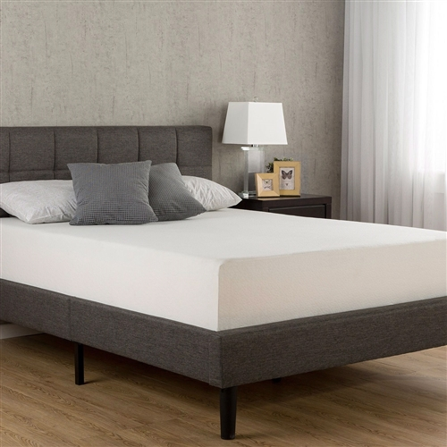 Queen Size 10 Inch Thick Pillow Top Mattress With Pocketed