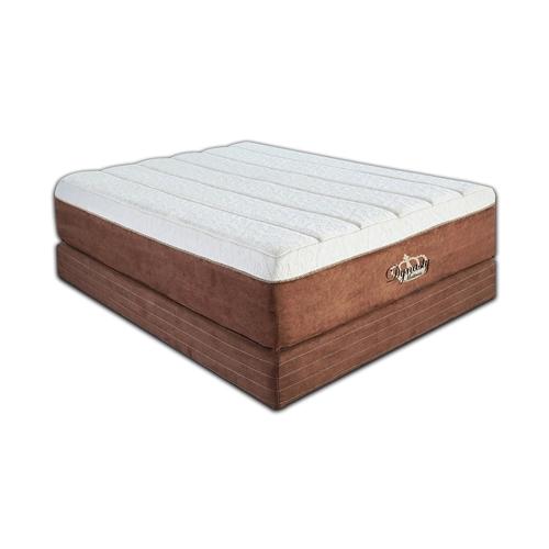 queen size 15 inch thick memory foam mattress 5lb memory foam. Black Bedroom Furniture Sets. Home Design Ideas