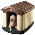 Made in USA Sturdy Large All Weather Outdoor Dog House